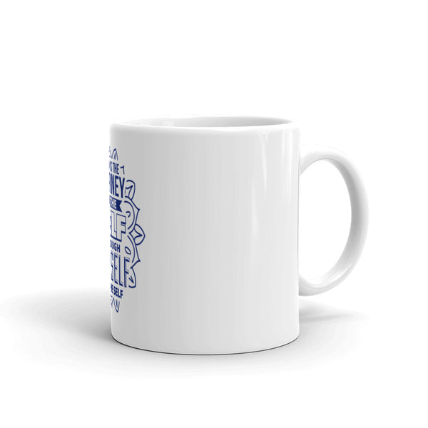 Yoga Quote Mug - Hobbies Finder