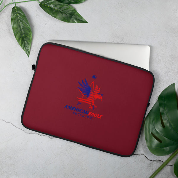 American Eagle Victory Day Laptop Sleeve - 15 in