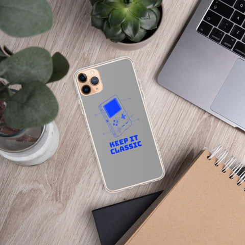 Keep it Classic Design iPhone Case - Hobbies Finder