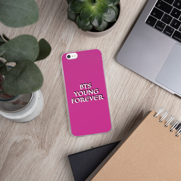 BTS YOUNG FOREVER iPhone Case