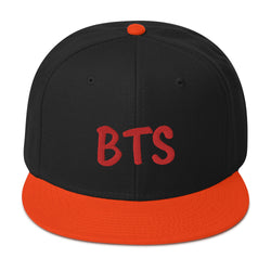 BTS Snapback Hat - Hobbies Finder