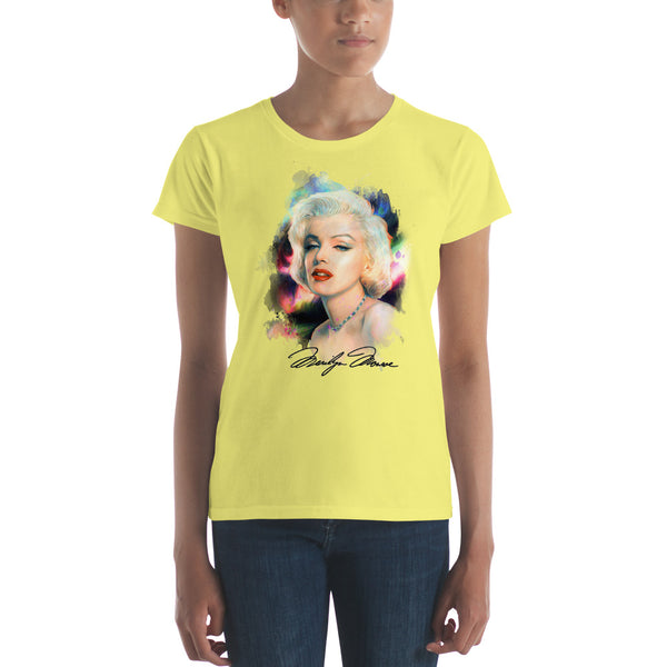 Marilyn Monroe Women's short sleeve T-Shirt - Hobbies Finder