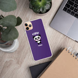 iPhone Case For Panda Lovers ,Check this out ,special design made for you . - Hobbies Finder