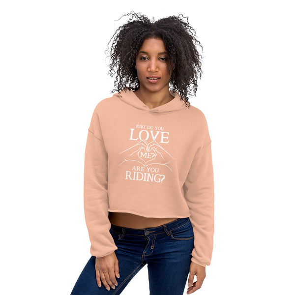 NEW Design for KIKI Song Crop Hoodie for Women. - Hobbies Finder