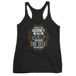 NEW Yoga design Women's Racerback Tank - Hobbies Finder