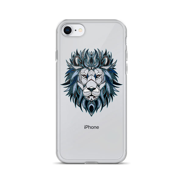 The Lion King of Kings iPhone Case