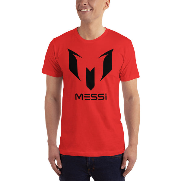 Best Player in the World Lionel Messi Short-Sleeve T-Shirt Design for Men - Hobbies Finder