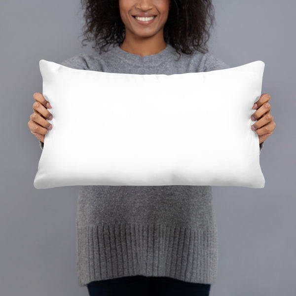 Clap for your self design Basic Pillow - Hobbies Finder
