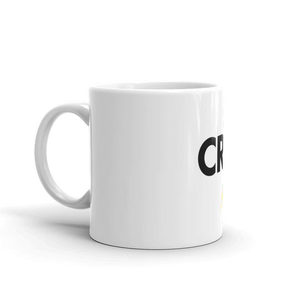 Cristino Ronaldo CR7 LOGO Design Mug - Hobbies Finder