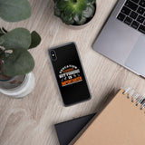 Newest iPhone Case designed with Fishing Quote  for fishing lovers - Hobbies Finder