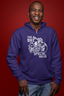 Special design for old school bikers Hoodie sweater for Men - Hobbies Finder
