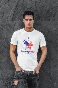 American Eagle Design Short-Sleeve Unisex T-Shirt