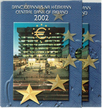 Load image into Gallery viewer, Ireland Official 1st Euro Coin set 2002