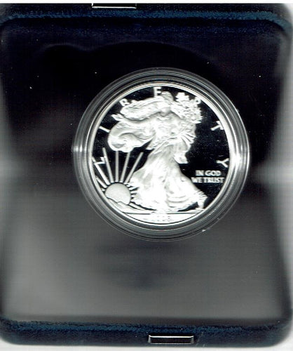 US Silver 1 Oz. Proof 2008 Proof American Eagle