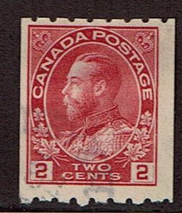 Canada #124 Stamp