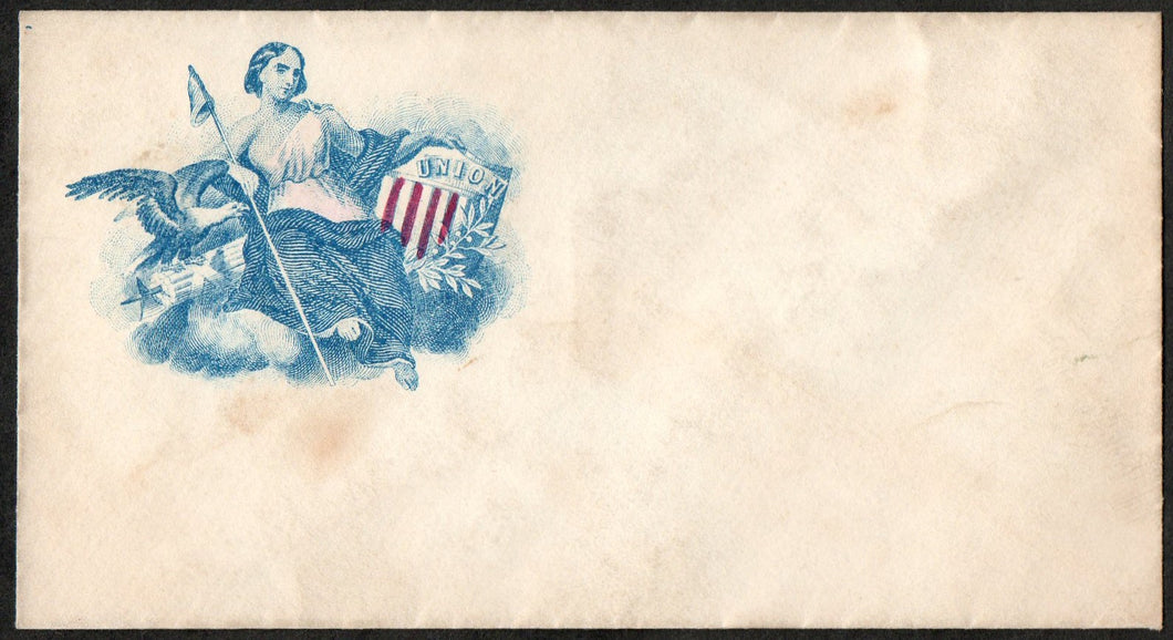 United States Civil War Cover