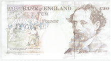 Load image into Gallery viewer, England Great Britain 10 Pounds KR 386a 1993-8 Unc
