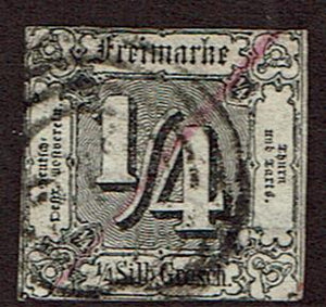 Germany Thurn and Taxis #15