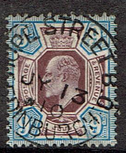 Great Britain #136 Cancelled