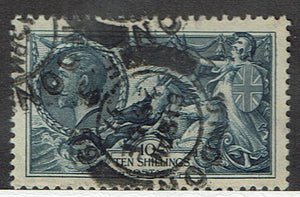 Great Britain #181 Cancelled