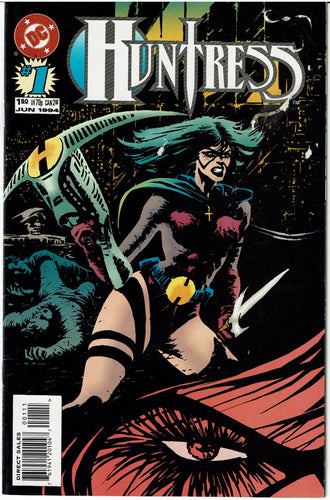 Huntress #1 DC Comic Near Mint/Mint