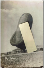Load image into Gallery viewer, Real Photo Post Card OBS Balloon WWI Era