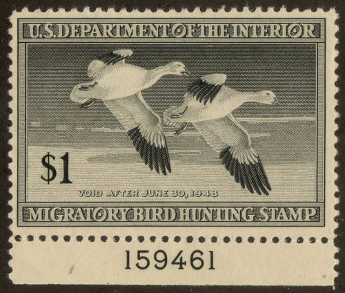 RW14 US Federal Duck Stamp