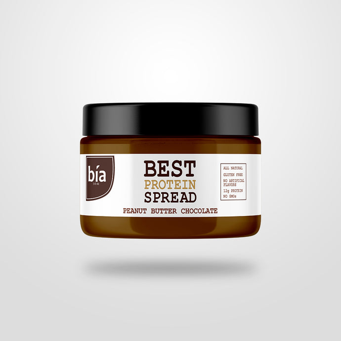 Bia Best Protein Spread - Chocolate Peanut Butter (Case Wholesale: 12ct)