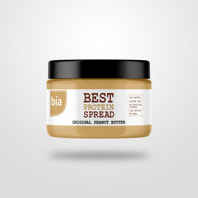 Bia Best Protein Spread - Peanut Butter Case (Wholesale, 12ct.)