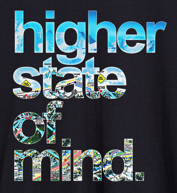 HSOM Mile High Mens Tee