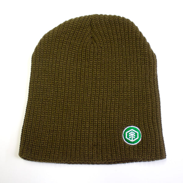 "Olive 11"" Knit Beanie"