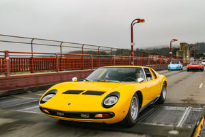 You've never seen a Lamborghini Miura like this before