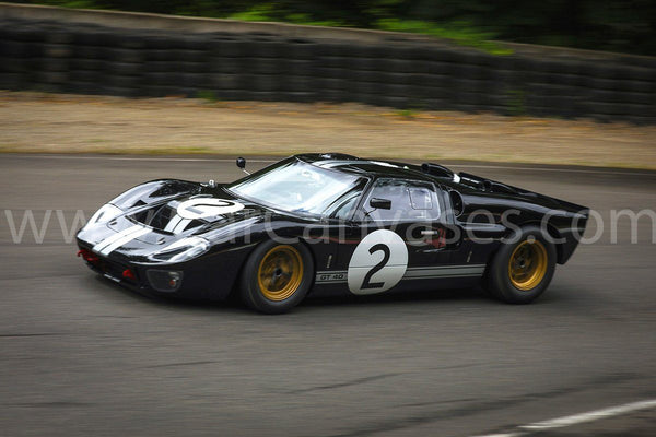Ford GT40 Mark II on Track