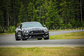 Ford Shelby GT350 Mustang on Track