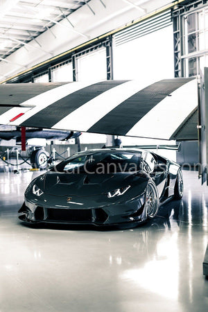 Modified Lamborghini Huracan