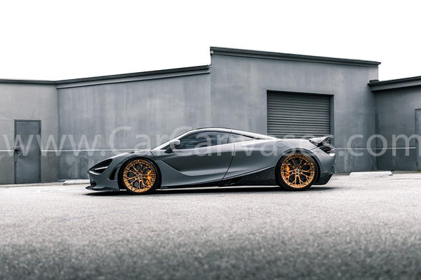 Modified McLaren 720S