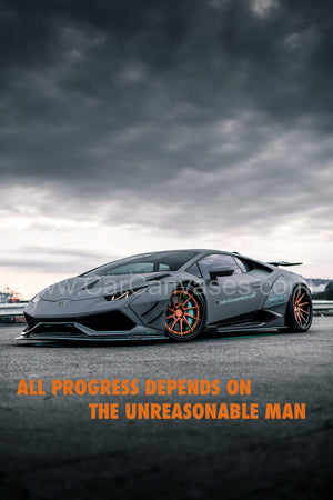 Liberty Walk Modified Lamborghini Huracan (Inspiration Series)
