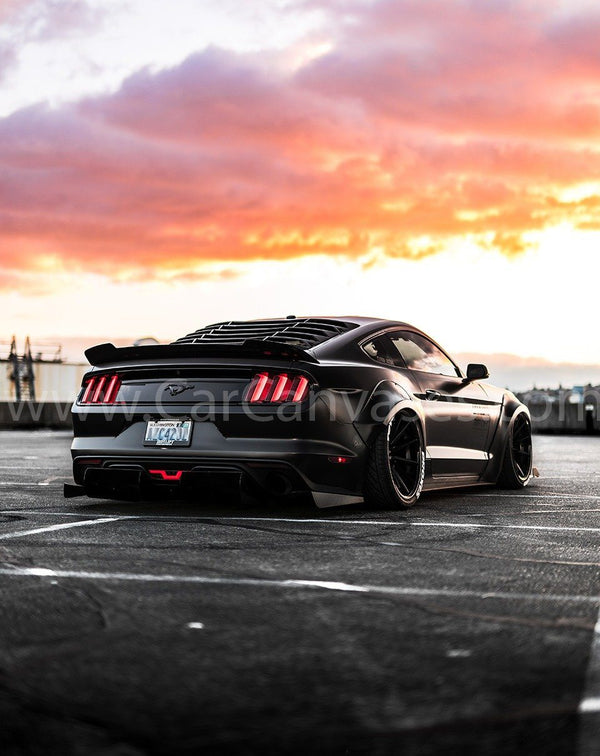 Modified Ford Mustang (S550)
