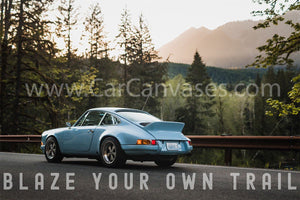 Porsche 911 Carrera 2.7 RS Tribute (Inspiration Series)