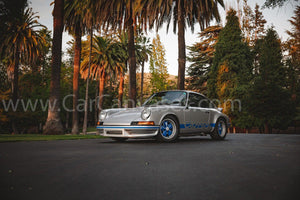 Porsche 911 2.7 RS Canvas Car Posters