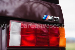 BMW M3 (E30) Badge