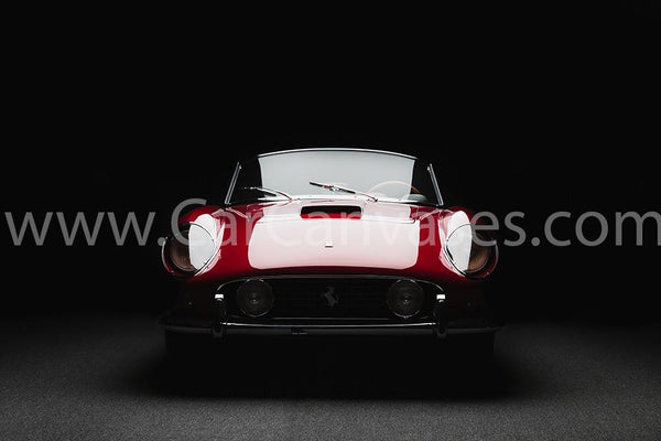 Ferrari 250 GT SWB California Spyder in Studio