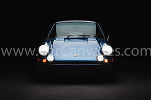 Porsche 911 Carrera 2.7 RS in Studio