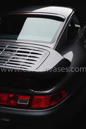Porsche 911 (993) Turbo in Studio