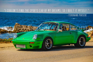Porsche 911 3.0 RS / IROC Tribute (Inspiration Series)