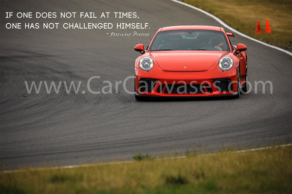 Porsche 911 (991.2) GT3 on Track (Inspiration Series)