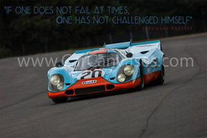 Porsche 917K on Track (Inspiration Series)