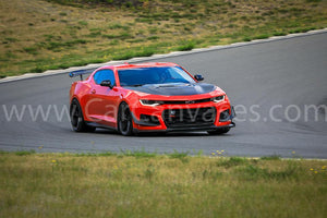 Chevrolet Camaro ZL1 1LE on Track