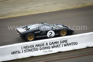 Ford GT40 Mark II on Track (Inspiration Series)