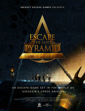 Load image into Gallery viewer, ESCAPE THE LOST PYRAMID